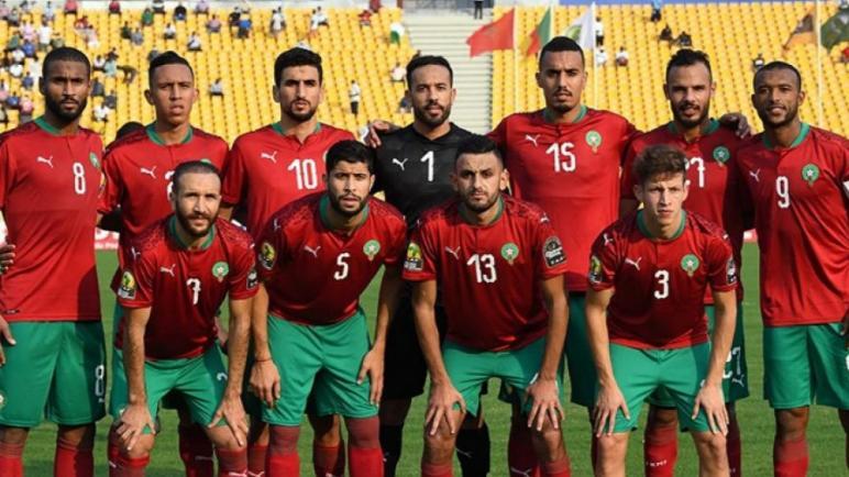 المنتخب المغربي يفوز بثلاثة نظيفة على غينيا بيساو