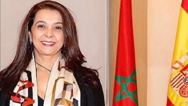 كريمة بنيعيش تستنكر تصريحات وزيرة خارجية إسبانيا