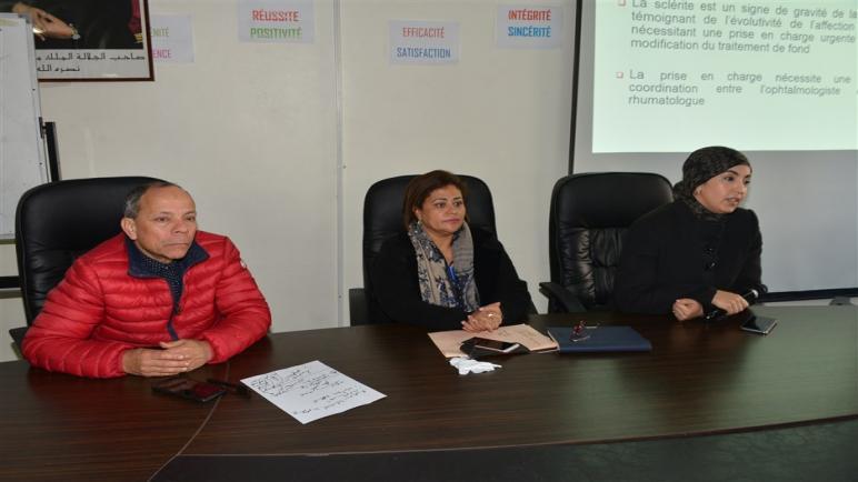 ليلى نجدي … جمعية مرضى الروماتويد تتطلع إلى إنشاء مركز مختص للمرضى