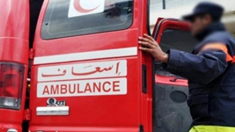 وفاة تلميذة وإصابة ستة آخرين بجروح في انقلاب حافلة للنقل المدرسي ببرشيد