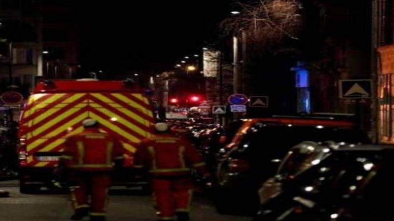 قتلى وجرحى في حريق بمبنى سكني بباريس