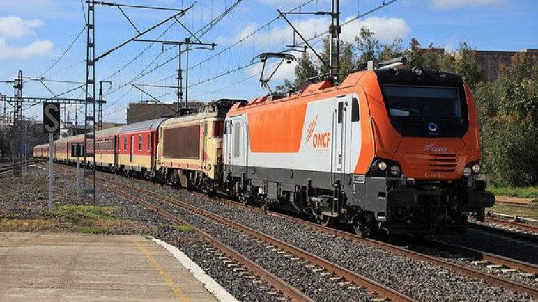 توضيح المكتب الوطني للسكك الحديدية حول حادث خروج قطار عن سكته بالدار البيضاء