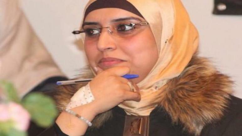 إيمان صبير رئيسة جديدة لمجلس جماعة المحمدية