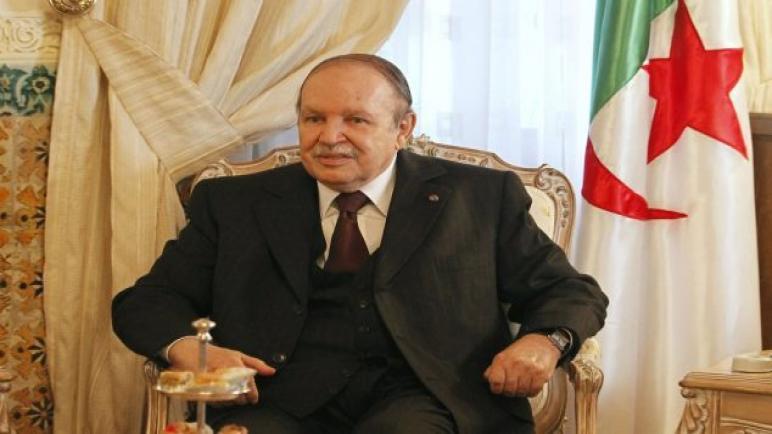 بوتفليقة يترشح لخوض الانتخابات الرئاسية المقررة في 18 أبريل بالجزائر
