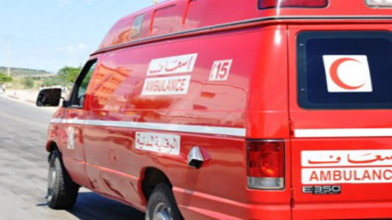 إصابة 19 عاملا فلاحيا في حادث سير بالفقيه بن صالح