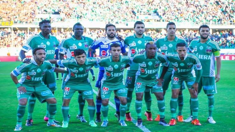 الرجاء البيضاوي يعبُر إلى دور المجموعات بعد فوزه على أفريكا سطارز