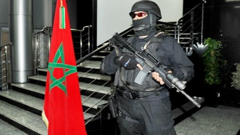 رجال الخيام يفككون خلية إرهابية تتكون من 13 عنصرا