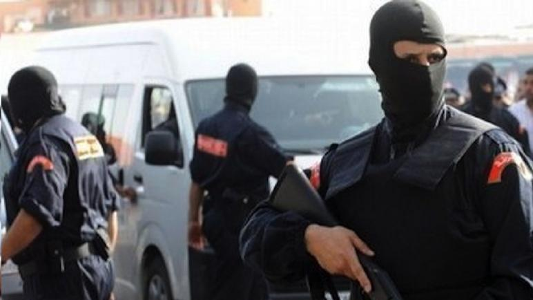 """الناظور… تفكيك خلية إرهابية تتكون من 4 عناصر من بينهم شقيق أحد المقاتلين في صفوف """"داعش"""""""