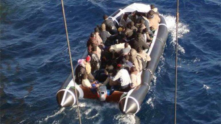 الشرطة القضائية بطانطان توقف ثلاثة عشر مرشحا للهجرة غير المشروعة