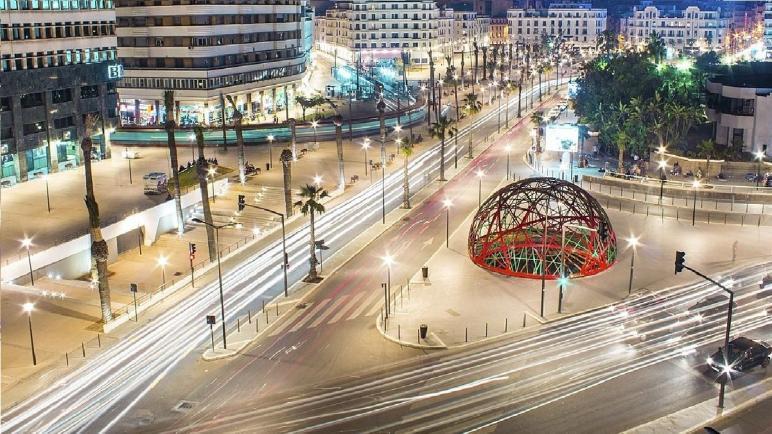 الدار البيضاء… إعطاء انطلاقة أشغال إنجاز مشروع الخطين الأول والثاني للحافلات عالية الجودة