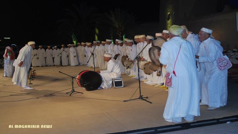 مهرجان أحواش يطفئ شمعته الخامسة وسط حضور جماهيري كبير