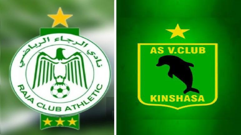 """الرجاء ينتصر على"""" فيتا كلوب"""" الكونغولي و يتأهل إلى ربع نهائي دوري الأبطال"""