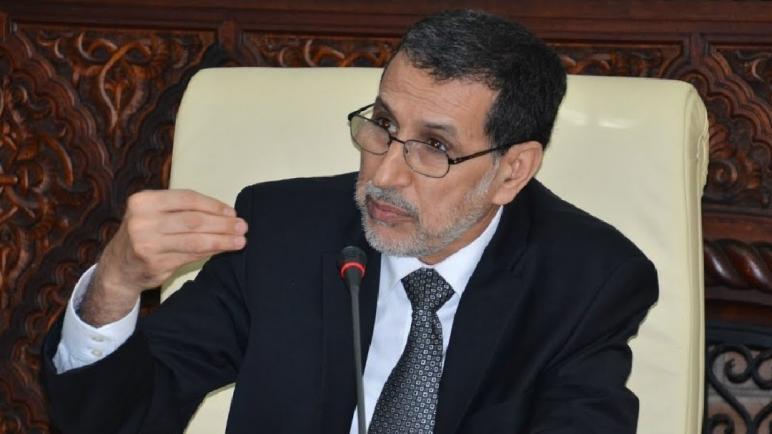 رئيس الحكومة يؤكد العزم على إنجاح الإستراتيجية الوطنية للتنمية المستدامة