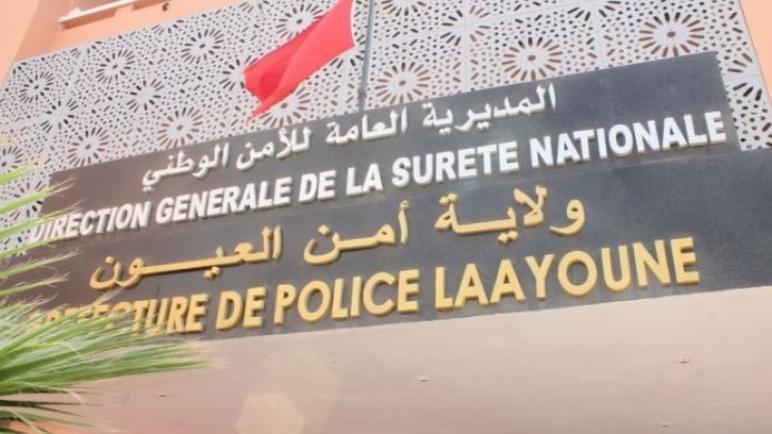شرطة العيون تطلق الرصاص لتوقيف عناصر عصابة لترويج المخدرات