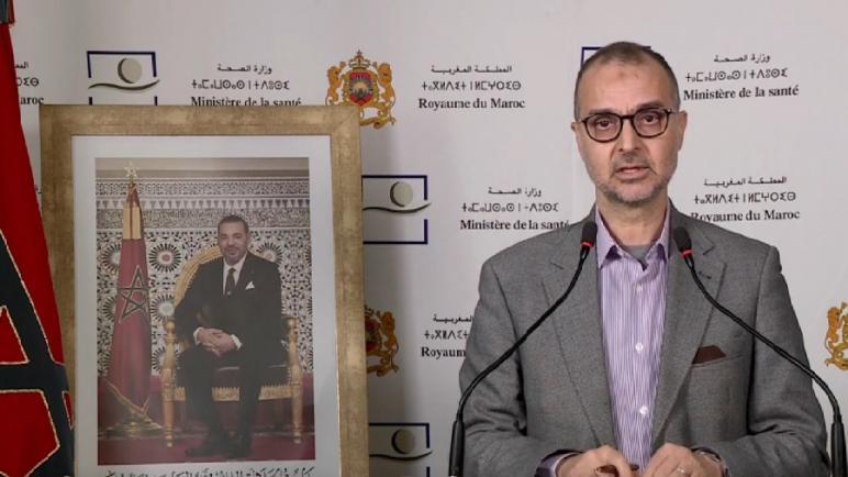 """محمد اليوبي…ارتفاع عدد الحالات التي تماثلت للشفاء من فيروس """"كورونا"""" بالمغرب إلى 5 حالات"""