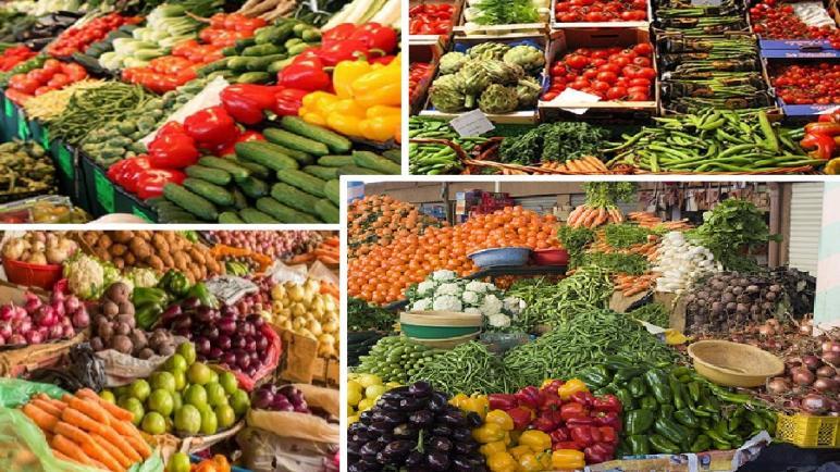 المنتوجات الفلاحية والغذائية كافية وبأسعار مستقرة خلال شهر رمضان