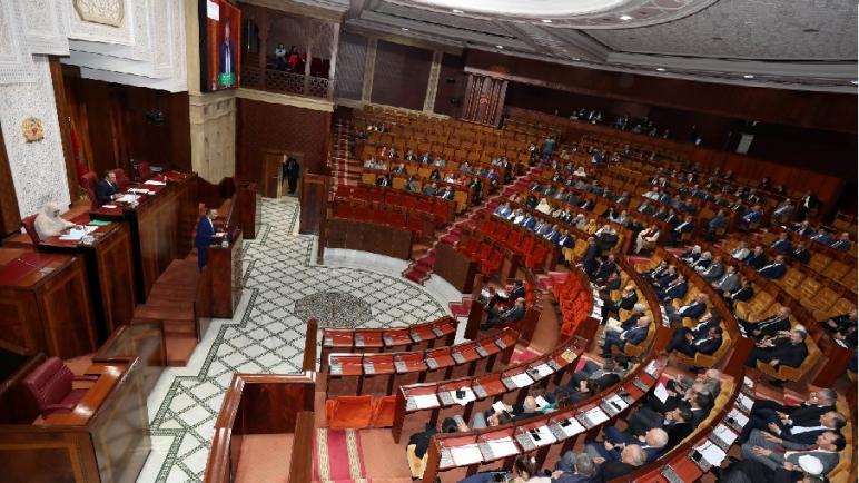 مجلس النواب يصادق على مشروع قانون تنظيمي وأربعة مشاريع قوانين تخص التمويل التعاوني وحكامة المرافق العمومية وقطاع الثقافة