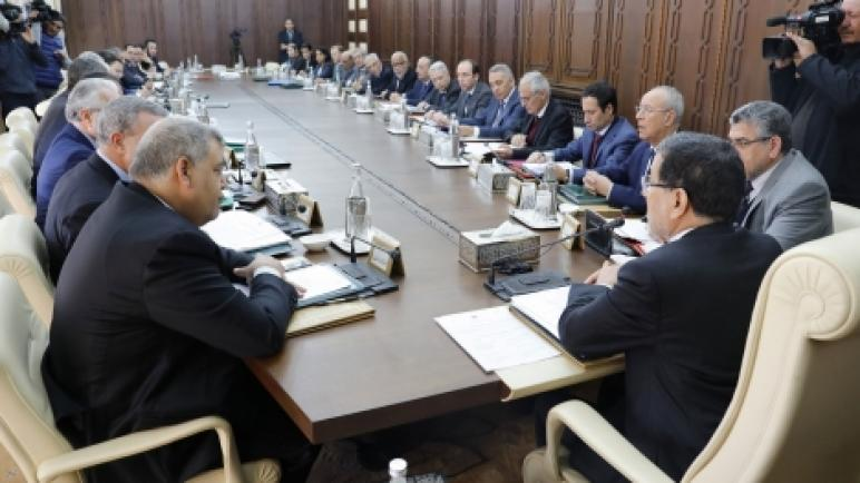 المجلس الحكومي يصادق على مشروع المرسوم المتعلق بدعم الصحافة والنشر