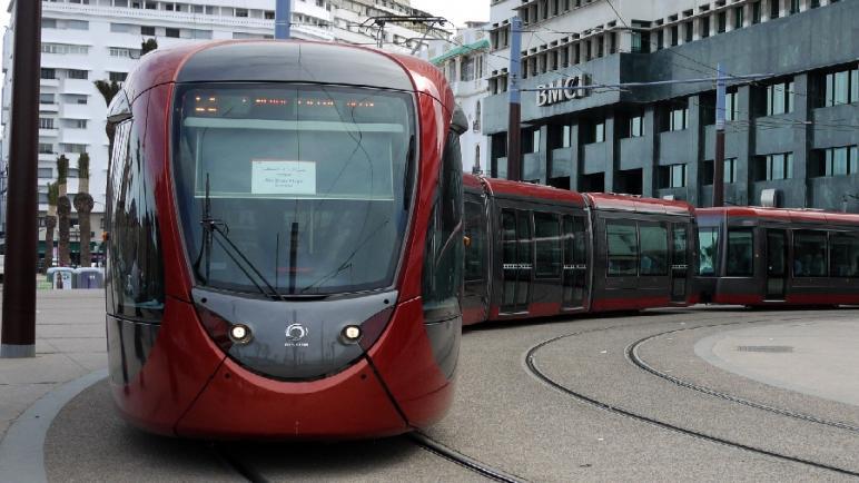 الدار البيضاء… مواقيت جديدة للعمل بطرامواي بعد فرض حالة الطوارئ الصحية