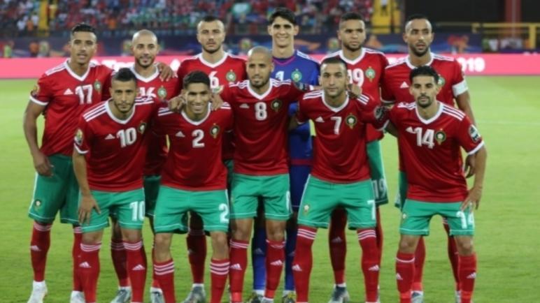 المنتخب المغربي يفوز على النيجر في مباراة ودية بمراكش