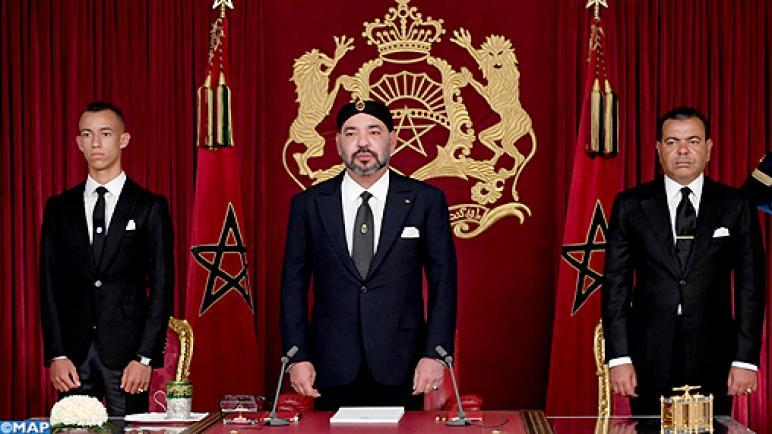 النص الكامل للخطاب الملكي السامي بمناسبة الذكرى العشرين لعيد العرش