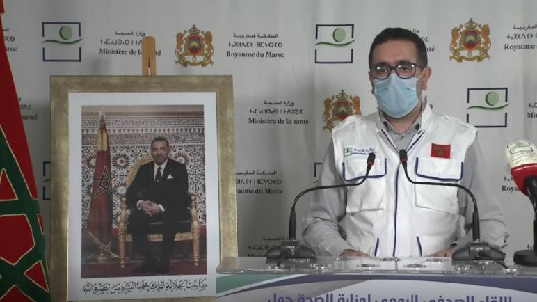 """تسجيل 82 حالة إصابة جديدة بفيروس """"كورونا"""" بالمغرب والحصيلة ترتفع إلى 8692 حالة"""