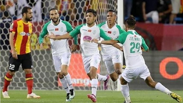 الرجاء يحقق التعادل أمام الترجي و يتأهل إلى ربع نهاية عصبة الأبطال الإفريقية