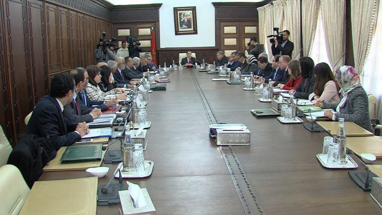 مجلس الحكومة يعقد اجتماعه الأسبوعي برئاسة السيد العثماني