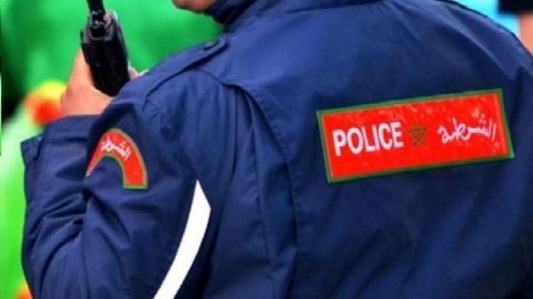 فاس… توقيف شخص في حالة سكر و اندفاع قوية عرض عناصر الشرطة لتهديد خطير بواسطة سلاح أبيض