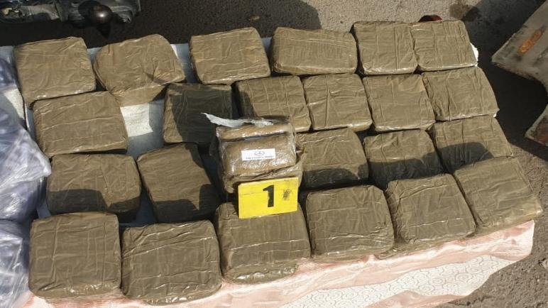 توقيف شخصين بالناظور بتهمة حيازة وترويج المخدرات
