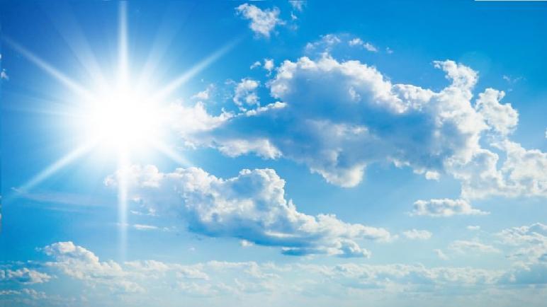 توقعات أحوال الطقس اليوم الثلاثاء… أجواء نسبيا حارة بعدد من المناطق