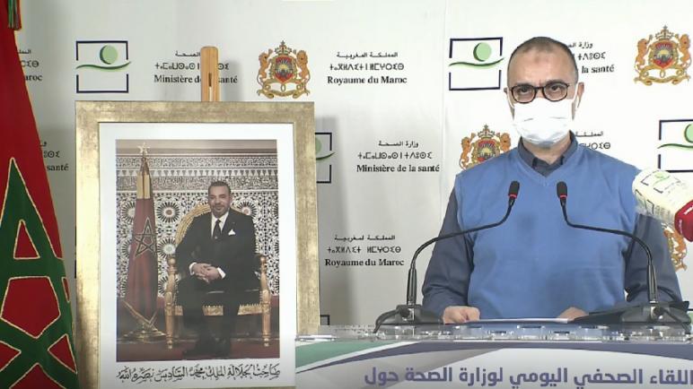 """محمد اليوبي… نسبة الشفاء من مرض """"كوفيد 19""""بالمغرب ارتفعت إلى 62،6 في المائة"""
