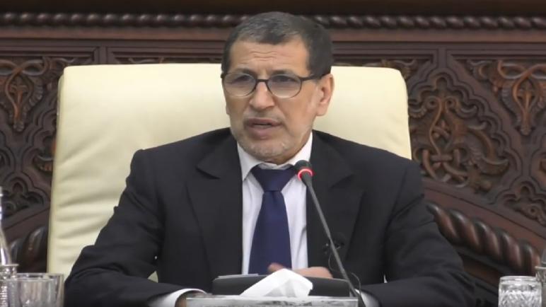 سعد الدين العثماني يترأس يوم الثلاثاء مجلسا للحكومة