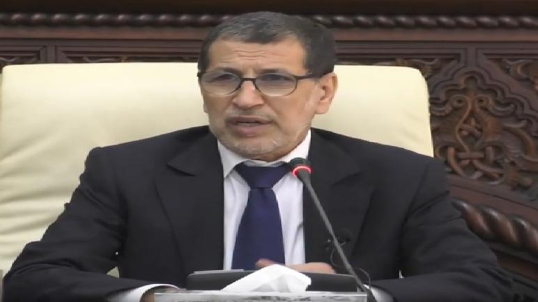 انعقاد مجلس الحكومة برئاسة سعد الدين العثماني يوم الخميس المقبل