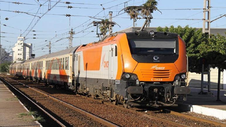 ONCF يستأنف تدريجيا حركة القطارات بين الدار البيضاء – الميناء ومطار محمد الخامس ابتداء من يوم غد الأربعاء