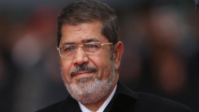 وفاة الرئيس المصري السابق محمد مرسي أثناء المحاكمة