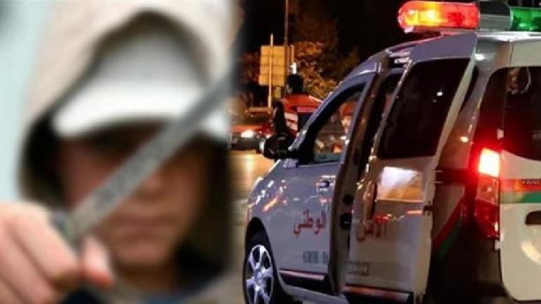 برشيد…فتح تحقيق في حادث اعتداء بواسطة السلاح الأبيض ارتكبه طفل قاصر