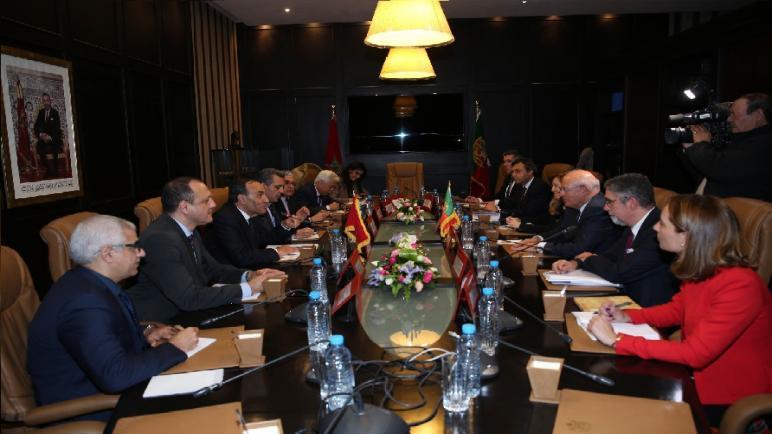 وزير الدولة و وزير الخارجية البرتغالي يؤكد أن المغرب شريك أساسي للبرتغال وفاعل رئيسي في القارة الإفريقية