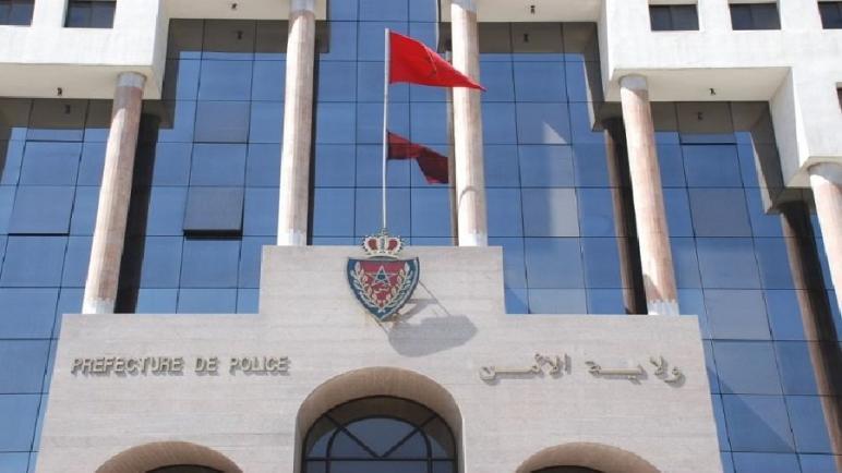 """أمن الدار البيضاء يوقف شخصا للاشتباه في تورطه في عملية نصب استهدفت تجارا بسوق """"القريعة"""""""