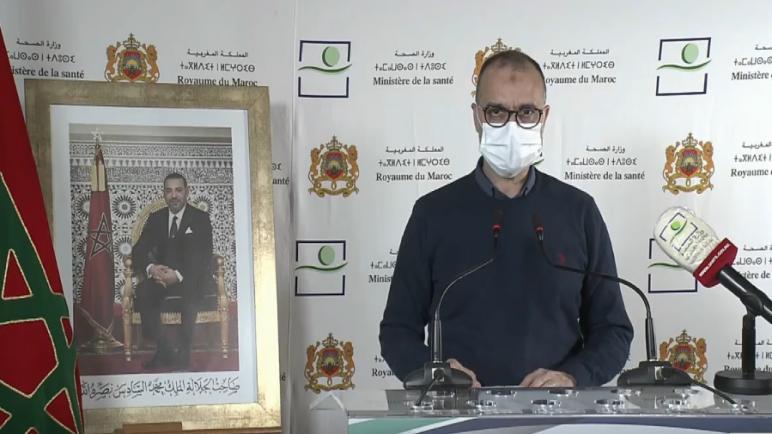 """تسجيل 168 حالة إصابة جديدة بفيروس """"كوفيد 19""""، خلال الـ 24 ساعة و الإجمالي بالمغرب يرتفع إلى 4065 حالة"""