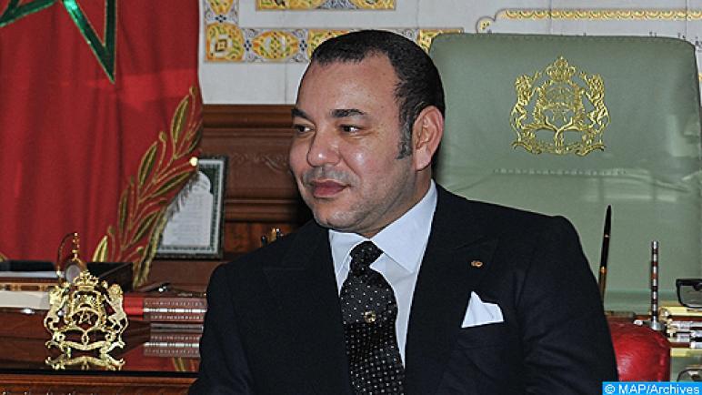 جلالة الملك محمد السادس يستقبل عددا من السفراء الأجانب