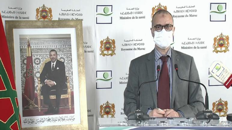 """تسجيل 163 حالة إصابة بفيروس """"كوفيد 19"""" بالمغرب خلال 24 ساعة"""