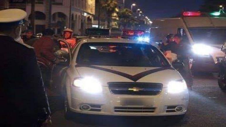 عناصر الأمن بكلميم تستعمل سلاحها الوظيفي لتوقيف شخص تسبب في وفاة شخص وإصابة 11 آخرين