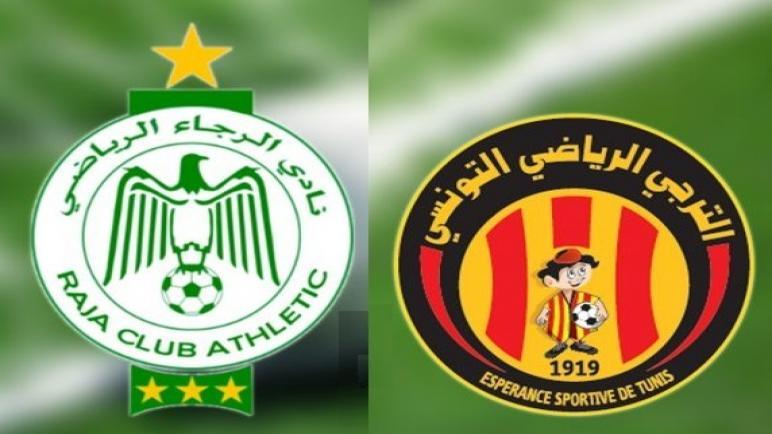الرجاء ينتصر على الترجي التونسي و يفوز باللقب الثاني في كأس السوبر الإفريقي