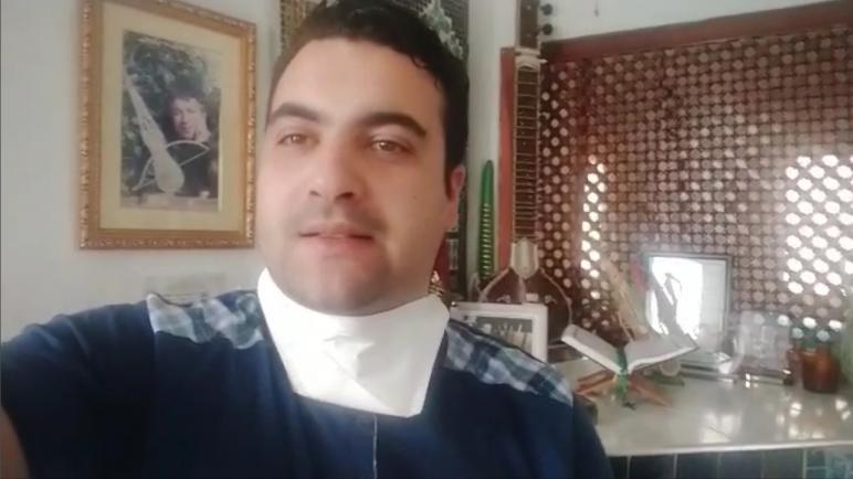 ناصر ميكري…من أجل سلامتكم ديرو الكمامة