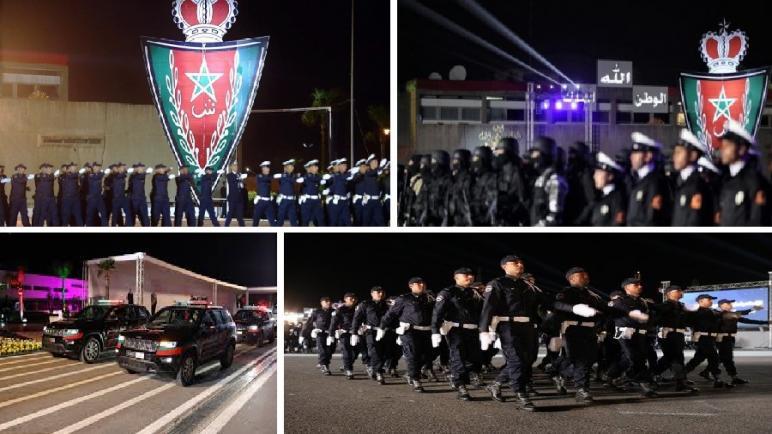 """إلغاء احتفالات ذكرى تأسيس الأمن الوطني انسجاما مع الإجراءات الوقائية للتصدي لجائحة """"كورونا"""""""