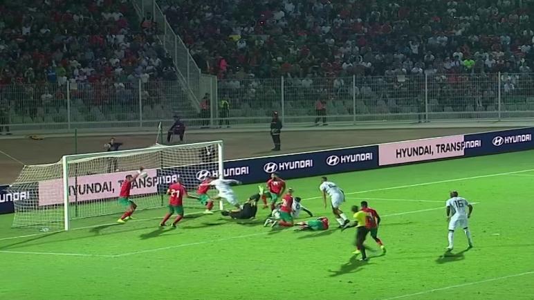 المنتخب الوطني المغربي يتعادل أمام المنتخب الليبي بهدف لمثله