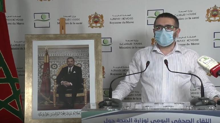 معاد لمرابط… نسبة التعافي من فيروس كورونا بالمغرب ترتفع إلى 81,5 في المائة
