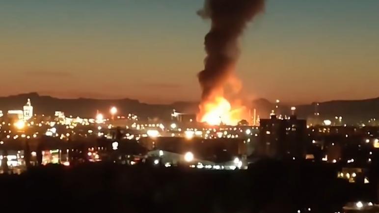 مصرع شخص وإصابة ستة آخرين في انفجار مصنع للبتروكيماويات بإقليم تاراغونا بإسبانيا
