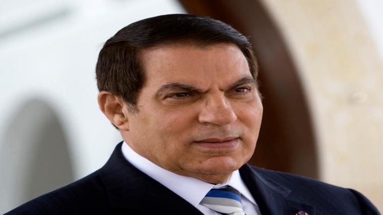 وفاة الرئيس التونسي السابق زين العابدين بن علي بالسعودية